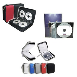 Портмоне CD, DVD