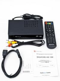 Ресивер DVB-T2 DIGIFORS HD 100 (WV-62 A)