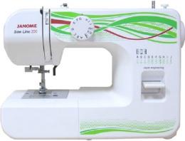 Швейная машина Janome 200