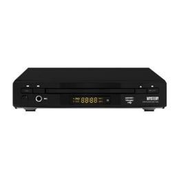 DVD Mystery  MDV-728U черный