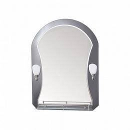 СК01 Зеркало с LED 60*80см сталь корпус