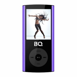 MP3 плеер BQ-P006 RE# Purple