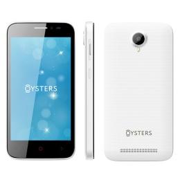 Oysters Pacific V чёрный/белый