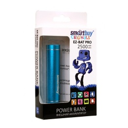 Power Bank Smartbuy EZ-BAT PRO 2500 мАч (SBPB-2040)