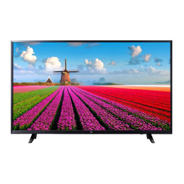 TV LG 49UJ620V 4K Ultra HD SMART Wi-Fi