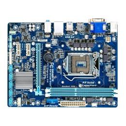 С/плата Gigabyte GA-B75M-D2V Soc-1155 Ib75 DDR3 mATX