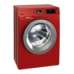 Ст. маш. Gorenje W 65Z03/RS RED!!!