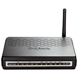 Модем ADSL D-Link DSL-2650U