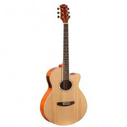 Гитара COLOMBO LF-401CEQ/N