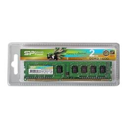Модуль DIMM 2048Mb DDRam3 1600MHz SiliconPower