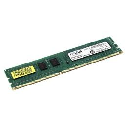 Модуль DIMM DDR3 2GB 1333 CRUCIAL