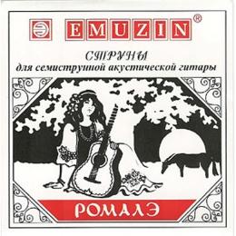 Струны EMUZIN 7POM Ромалэ