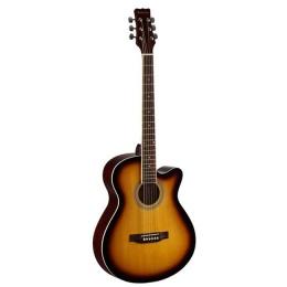 Гитара MARTINEZ W-91C/SB