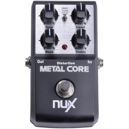 Педаль NUX METAL CORE