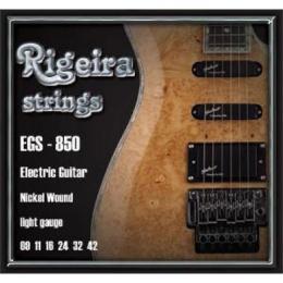 Струны RIGEIRA EGS 850