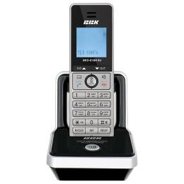 Телефон BBK BKD-818 RU серебро