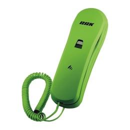 Телефон BBK BKT-100RU зеленый