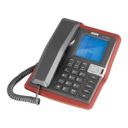 Телефон BBK BKT-258RU черный/красный