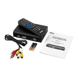 Ресивер DVB-T2 DBR-701 Медиаплеер