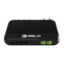 Ресивер DVB-T2 Oriel 211