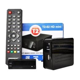 Ресивер DVB-T2 WV Premium, (OpenBox T2-02-M HD),модулятор