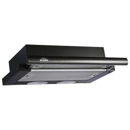 Вытяжка Elikor Интегра 60П черный/черн