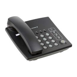 Телефон LG LKA-200 черный