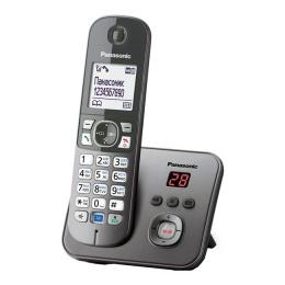 Телефон Panasonic KX-TG6821RUM