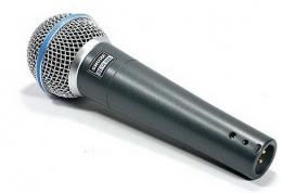 Микрофон SHURE BETA-58A