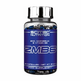 Витамины Scitec Nutrition ZMB6 60caps