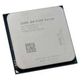 Процессор AMD A4 X2 5300 FM1 (AD5300OKA23HJ) (3.4/1Mb/Radeon HD 7480) BOX