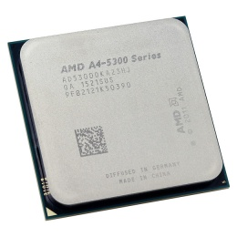 Процессор AMD A4 X2 5300 FM2 (AD5300OKA23HJ) (3.4/1Mb/Radeon HD 7480 D BOX