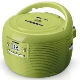 Магнитола Hyundai H 1401 зеленый