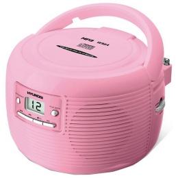 Магнитола Hyundai H 1401 розовый