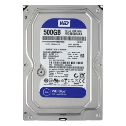 Винчестер WD Original SATA-III 500Gb WD5000AAKX (7200rpm) 16Mb 3.5""