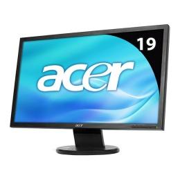 """Монитор ЖК 18.5"""" Acer V 193 HQab black"""