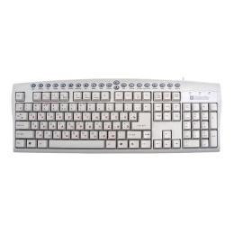 Клавиатура Defender E Intermedia KM-970 White
