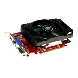 Видеокарта Power Color PCI-E ATI AX6670 2GBK3-H AX6670 2G D3 800/1000 DVI/VGA/HD