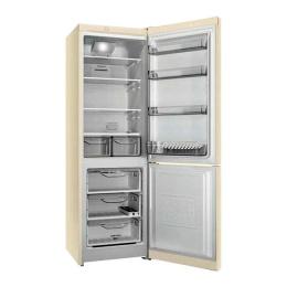 Холодильник INDESIT DF 4180 E FNF БЕЖЕВЫЙ!!!