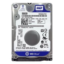 """Жесткий диск 2,5"""" HDD WD SATA-III 500GB (WD5000LPVX)"""