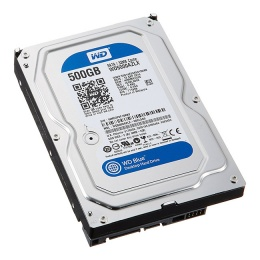 Жесткий диск WD 500Gb (wd5000azlx-22jkka0)