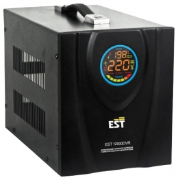 стабилизатор EST  12000 DVR L