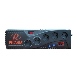 Стабилизатор Resanta C-1500 63/6/33