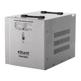стабилизатор Sturm релейный 10000Ва PS93100RС