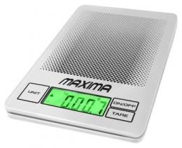 Весы кухонные Maxima MS 027 черные