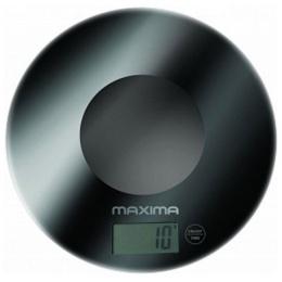 Весы кухонные Maxima MS 067 черные