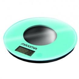 Весы кухонные Maxima MS 067 голубые