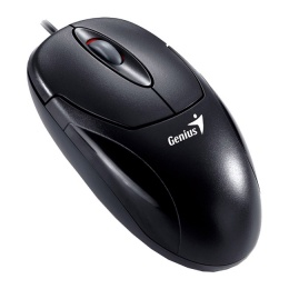 Мышь Genius XScroll  <PS/2> - 3кн,Scroll,Optic,800d