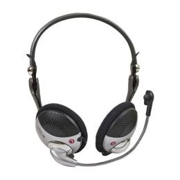 Наушники+микрофон HN-900 Defender - регулятор громкости