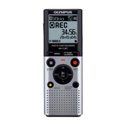 Цифровой диктофон OLYMPUS VN-712PC 2GB серебро